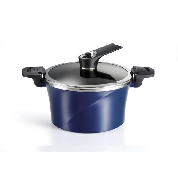 Вакуумная кастрюля для индукционной плиты IH 20 см.